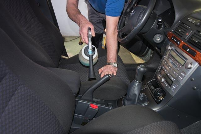 Autoaufbereitung material